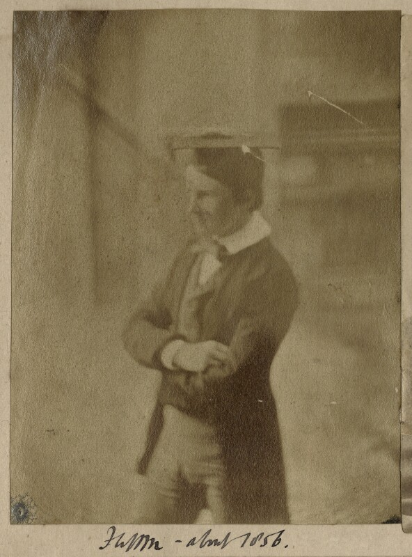 Frederic William Henry Myers, by Unknown photographer, circa 1856 - NPG Ax68317 - © National Portrait Gallery, London