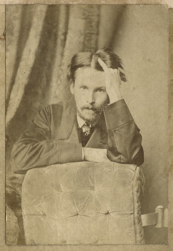 Frederic William Henry Myers, by Dickinson Brothers, 1867 - NPG Ax68321 - © National Portrait Gallery, London
