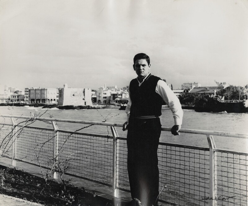 Lisandro Otero González, by Ida Kar, 1964 - NPG x132305 - © National Portrait Gallery, London