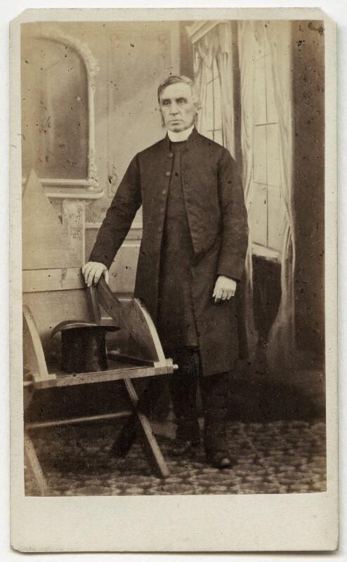 Vincent William Ryan, by Hills & Saunders, 1860-1863 - NPG x132319 - © National Portrait Gallery, London