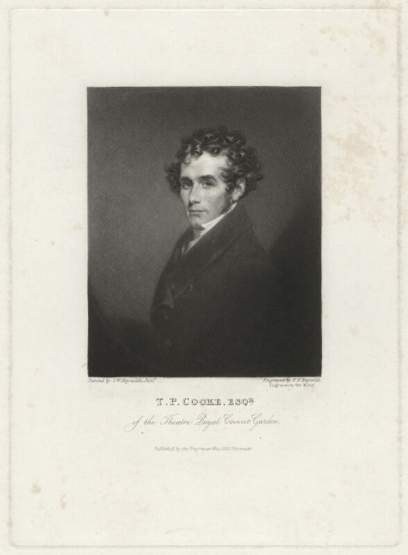 Thomas Potter Cooke, by Samuel William Reynolds, after  Samuel William Reynolds Jr, published 1825 - NPG D34096 - © National Portrait Gallery, London
