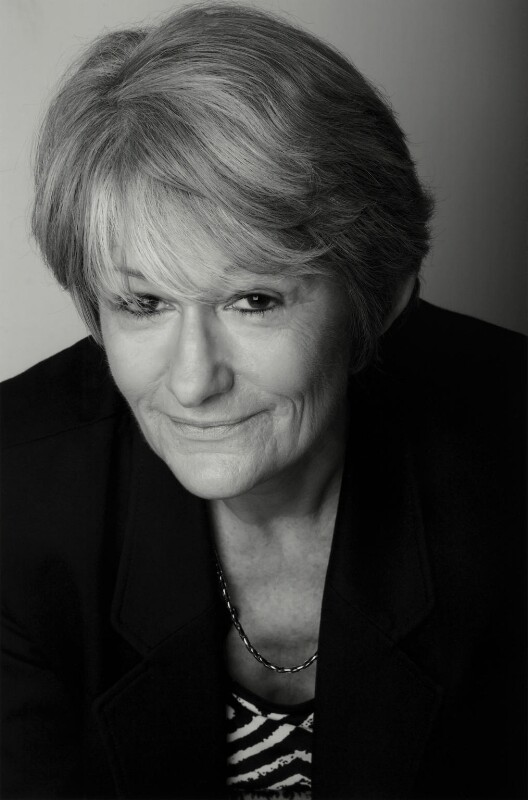 Dame Nancy Jane Rothwell, by Robert Taylor, January 2008 - NPG x133002 - © Robert Taylor