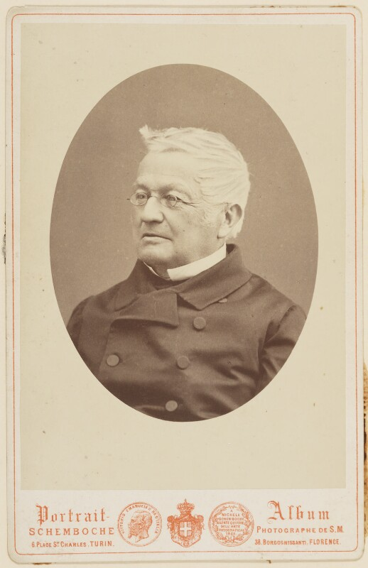 Louis Adolphe Thiers, by Schemboche, 1870s - NPG Ax7330 - © National Portrait Gallery, London