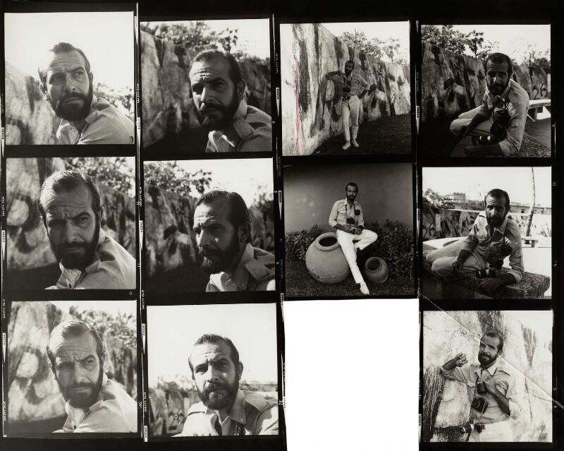 Alberto Korda (Alberto Díaz Gutiérrez), by Ida Kar, 1964 - NPG x132332 - © National Portrait Gallery, London