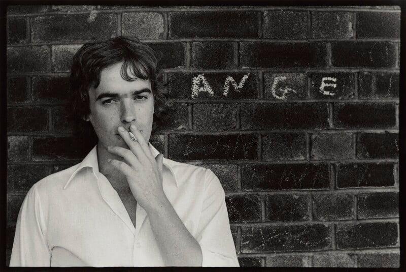 Martin Amis, by Angela Gorgas, 1978 - NPG x133010 - © Angela Gorgas
