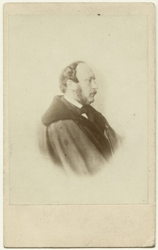 Prince Albert of Saxe-Coburg-Gotha, after Oscar Gustav Rejlander, (1857 or 1861) - NPG Ax131388 - © National Portrait Gallery, London