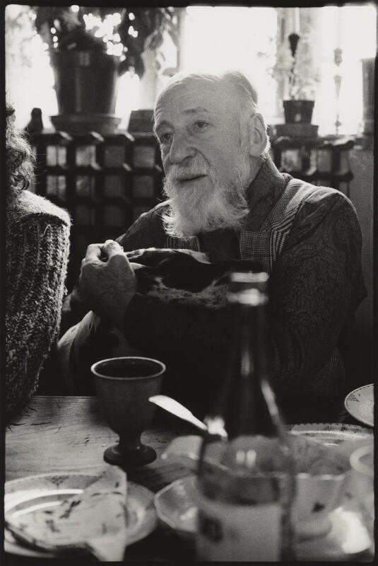 Angus McBean, by Angela Gorgas, 1977 - NPG x133011 - © Angela Gorgas