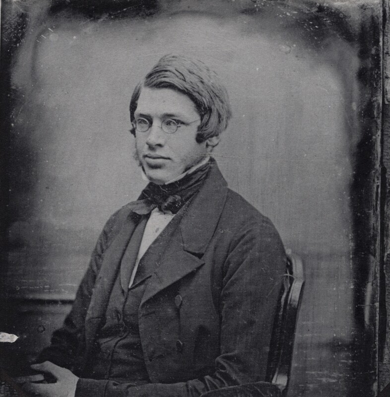 Alfred Russel Wallace, by Unknown photographer, circa 1842 or 1848 - NPG x5108 - © National Portrait Gallery, London