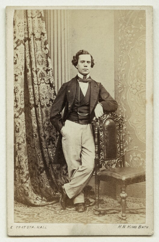 John Lawrence Toole, by Horatio Nelson King, 1860s - NPG x132418 - © National Portrait Gallery, London