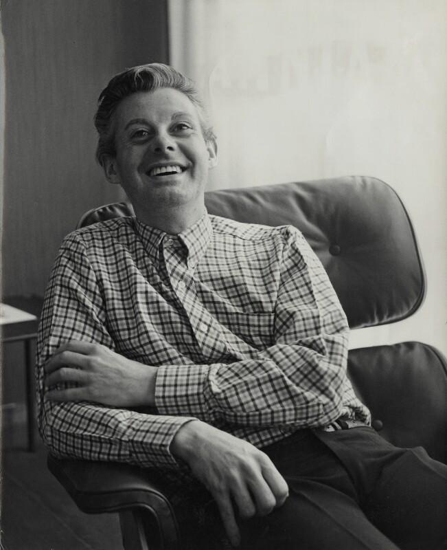 Danny La Rue, by Daniel Farson, 1950s - NPG x22191 - © estate of Daniel Farson / National Portrait Gallery, London