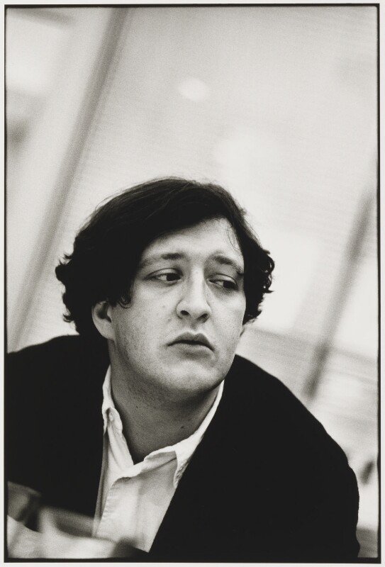 Thomas Joseph Edmund Adès, by Neil Libbert, 1998 - NPG P759 - © Neil Libbert