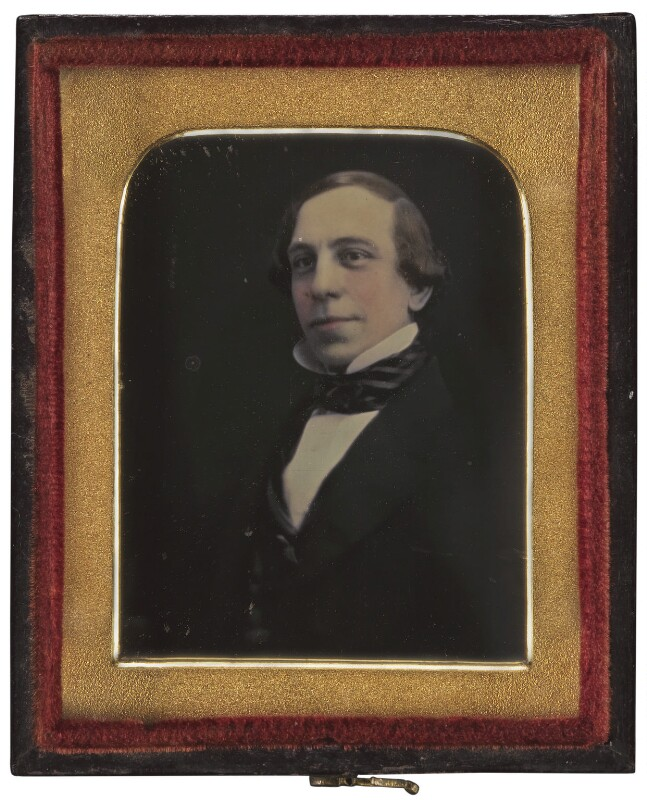 Henry Brinley Richards, by Unknown photographer, circa 1850 - NPG P1317 - © National Portrait Gallery, London
