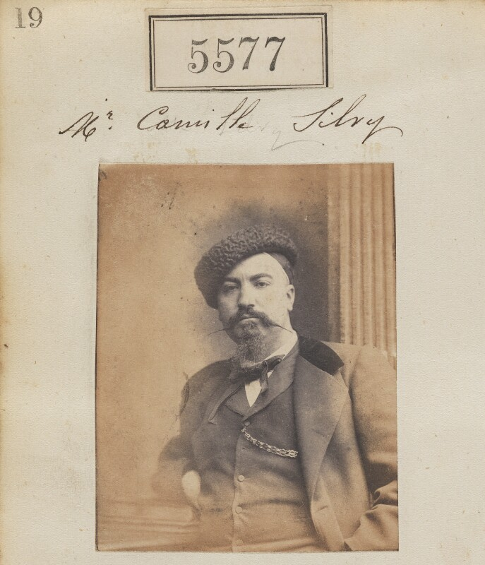 Camille Silvy, by Camille Silvy, 20 August 1861 - NPG Ax55532 - © National Portrait Gallery, London