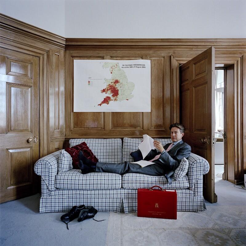 Ben Bradshaw, by Robert D. Phillips, 2006 - NPG x132457 - © Robert D. Phillips