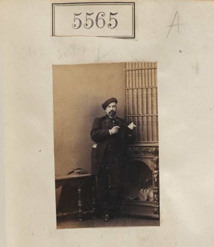 Camille Silvy, by Camille Silvy, 20 August 1861 - NPG Ax55520 - © National Portrait Gallery, London