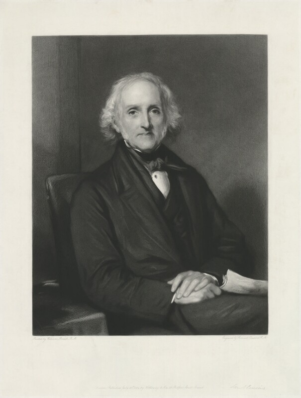 William Gibbs, by Samuel Cousins, published by  Holloway & Son, after  Sir William Boxall, published 20 July 1864 - NPG D34455 - © National Portrait Gallery, London