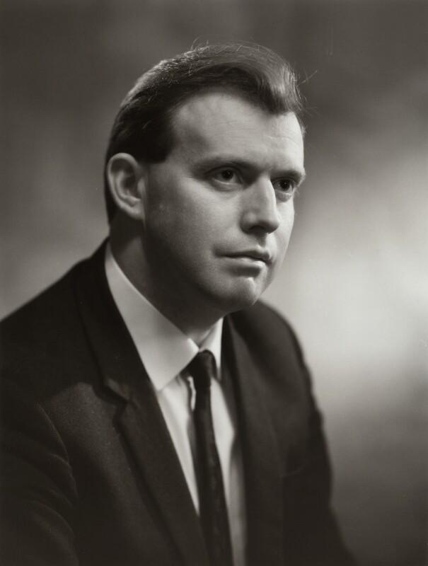 Eric Graham Varley, Baron Varley, by Bassano Ltd, 16 November 1965 - NPG x176443 - © National Portrait Gallery, London