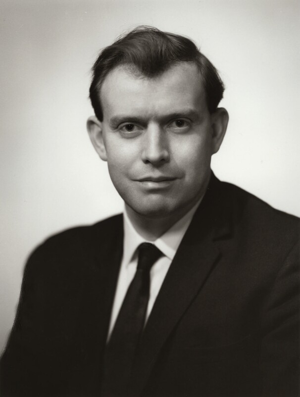 Eric Graham Varley, Baron Varley, by Bassano Ltd, 16 November 1965 - NPG x176444 - © National Portrait Gallery, London
