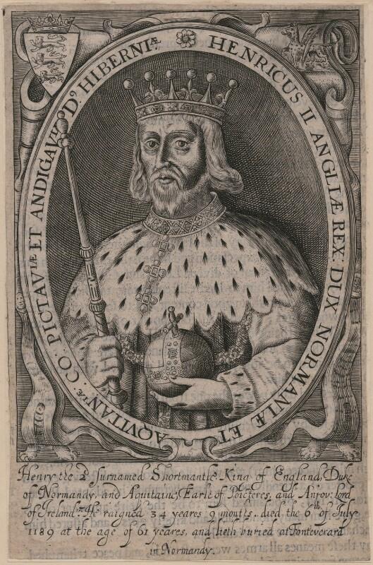 Called King Henry II, by Renold or Reginold Elstrack (Elstracke), originally published 1618 - NPG D9381 - © National Portrait Gallery, London