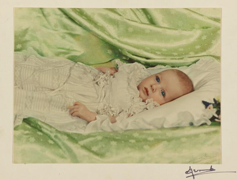 Princess Alexandra, Lady Ogilvy, by Madame Yevonde, March 1937 - NPG x11656 - © Yevonde Portrait Archive