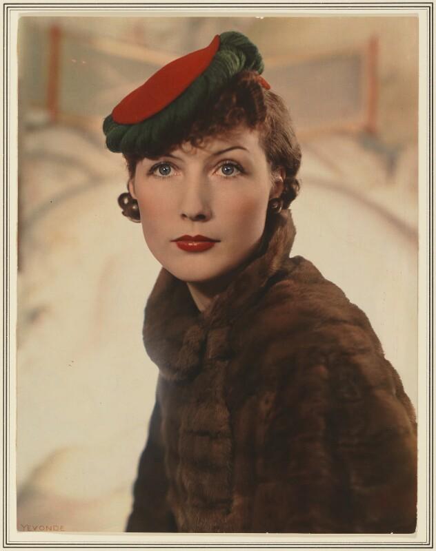 (Helen) Diana (née Bridgeman), Lady Abdy, by Madame Yevonde, 1936 - NPG x11625 - © Yevonde Portrait Archive