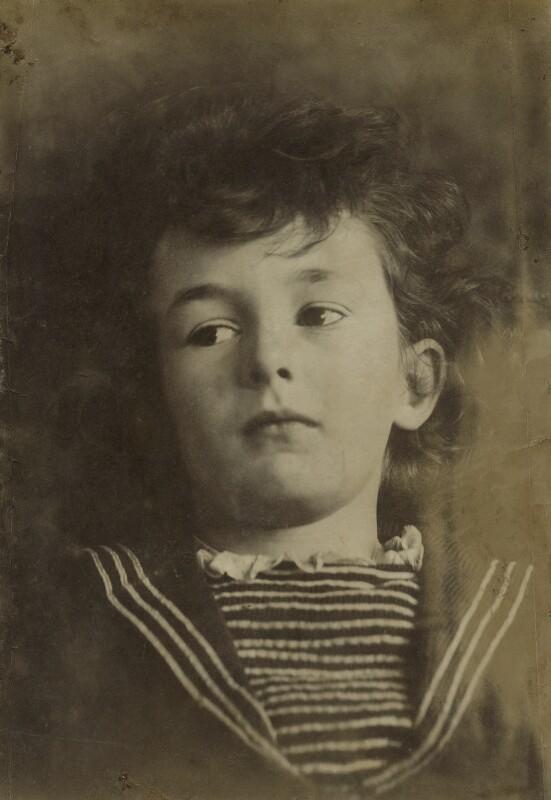Leopold Hamilton Myers, by Eveleen Myers (née Tennant), 1890 - NPG Ax68406 - © National Portrait Gallery, London