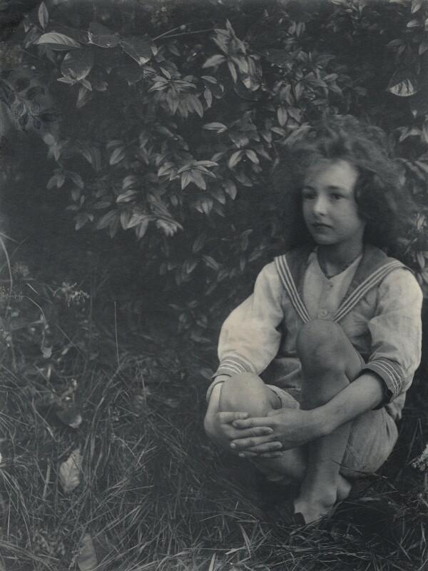Leopold Hamilton Myers, by Eveleen Myers (née Tennant), circa 1890 - NPG Ax68409 - © National Portrait Gallery, London
