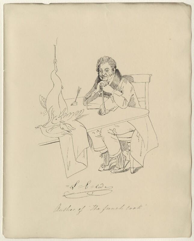 Louis Eustache Ude, after Daniel Maclise, (published 1832) - NPG D34566 - © National Portrait Gallery, London