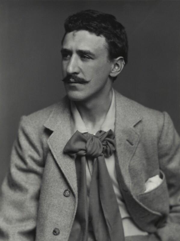Charles Rennie Mackintosh, by James Craig Annan, 1893 - NPG x132514 - © National Portrait Gallery, London