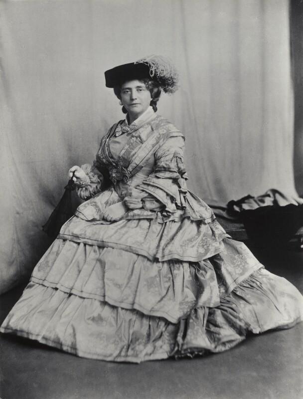 Kate Cranston (Catherine Cranston), by James Craig Annan, 1890s - NPG x132520 - © National Portrait Gallery, London