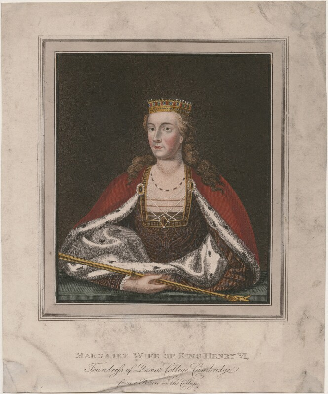 Called Queen Margaret of Anjou, after Unknown artist, probably late 18th century - NPG D9415 - © National Portrait Gallery, London