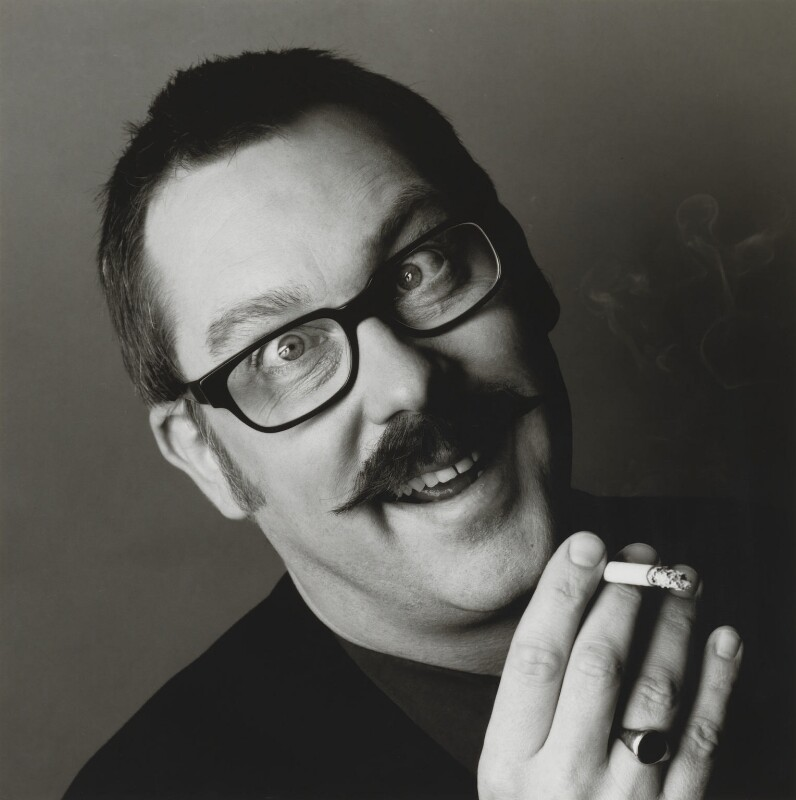Vic Reeves, by Trevor Leighton, 1999 - NPG x88386 - © Trevor Leighton / National Portrait Gallery, London