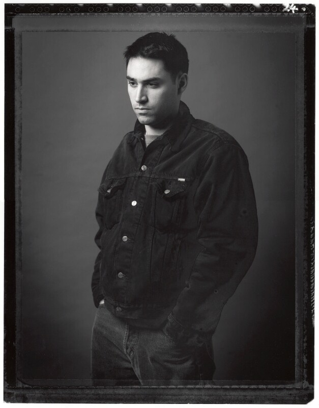Alex Garland, by Tom Miller, 29 January 1996 - NPG x88407 - © Tom Miller