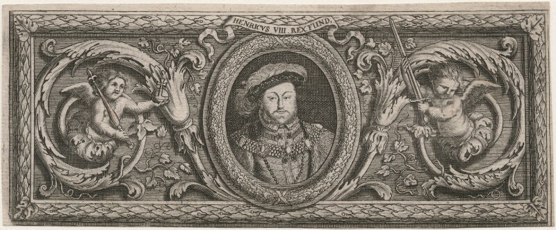 King Henry VIII, after Unknown artist, 17th-18th century - NPG D9458 - © National Portrait Gallery, London