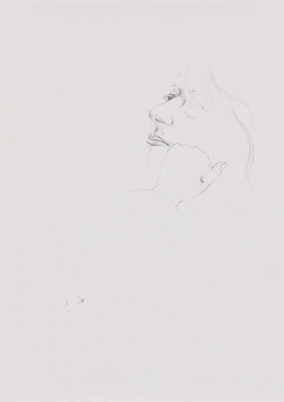 Helen Mirren, by Ishbel Myerscough, 1997 - NPG D9468 - © Ishbel Myerscough / National Portrait Gallery, London