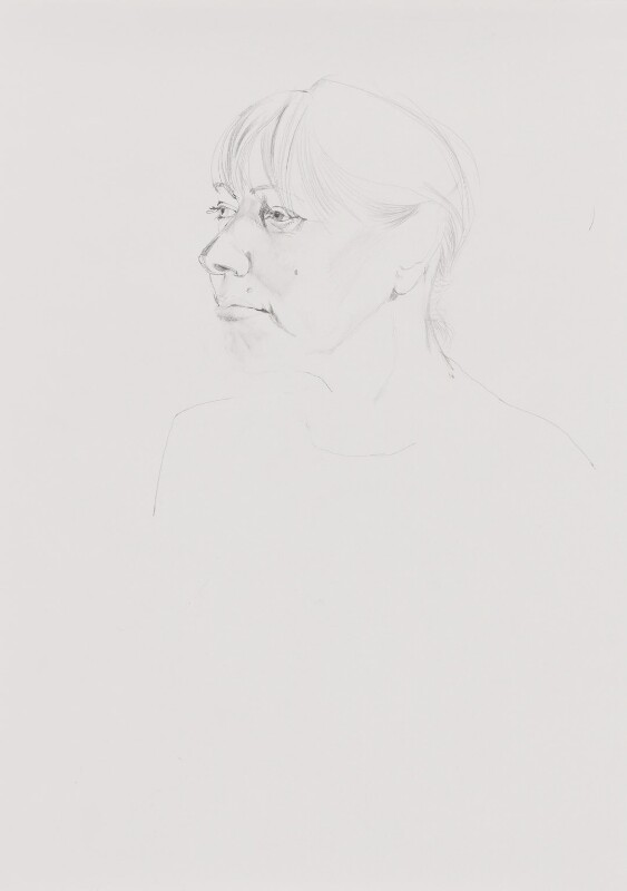 Helen Mirren, by Ishbel Myerscough, 1997 - NPG D9469 - © Ishbel Myerscough / National Portrait Gallery, London