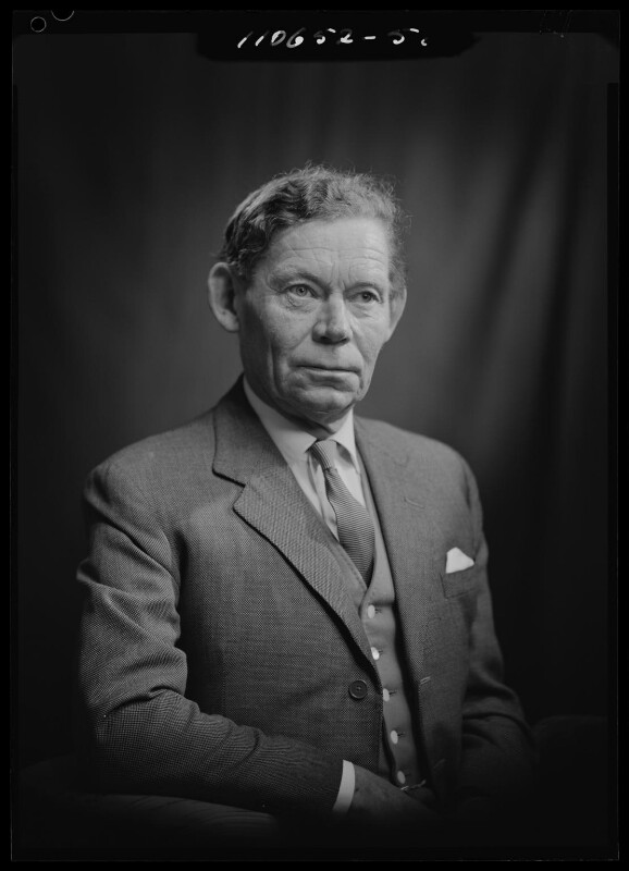 James Clifton of Mar, 30th Earl of Mar, by Bassano Ltd, 21 May 1968 - NPG x177123 - © National Portrait Gallery, London