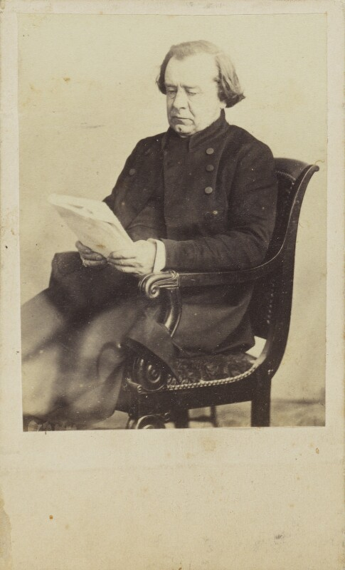 Samuel Wilberforce, by Unknown photographer, 1860s - NPG Ax10065 - © National Portrait Gallery, London