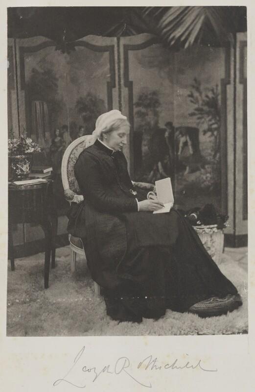 LOUISA MONTEFIORE, BARONESA DE ROTHSCHILD Louisa-ne-Montefiore-Lady-de-Rothschild