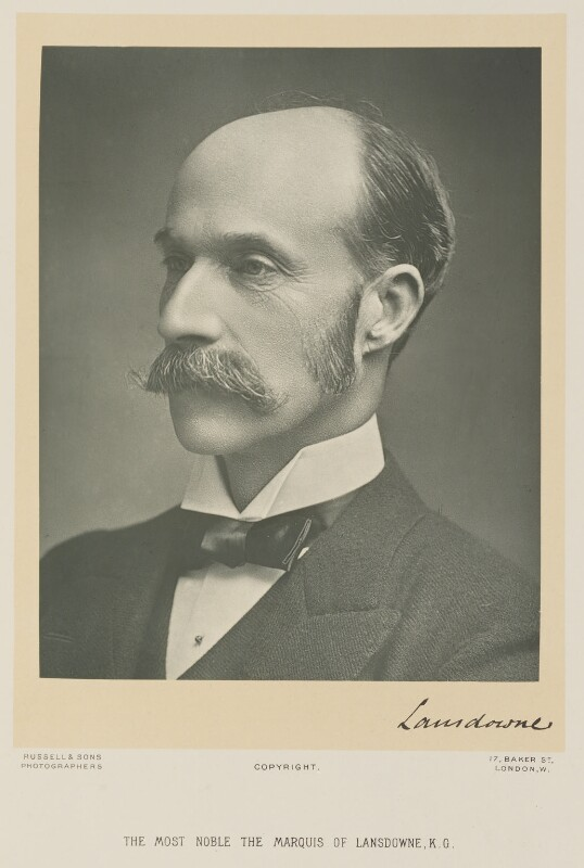 Henry Petty-Fitzmaurice, 5th Marquess of Lansdowne