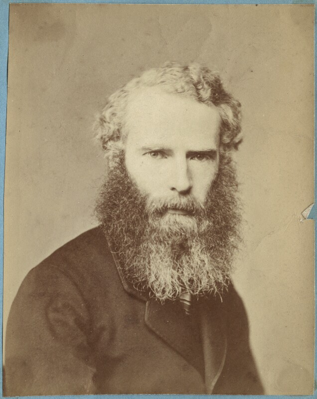 Sir Mountstuart Elphinstone Grant-Duff, by John Watkins, circa 1868 - NPG Ax21831 - © National Portrait Gallery, London