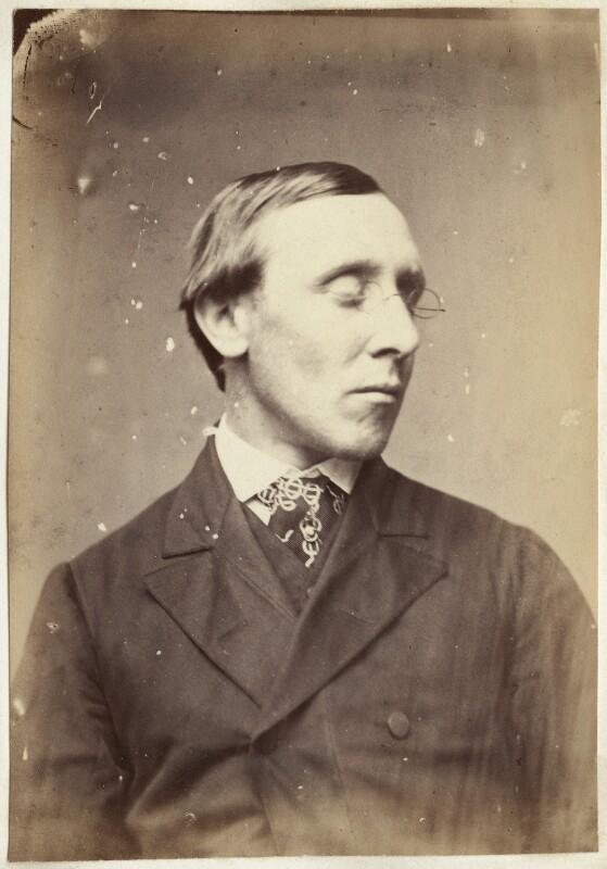 Henry Fawcett, possibly by John Watkins, 1860s - NPG Ax21838 - © National Portrait Gallery, London