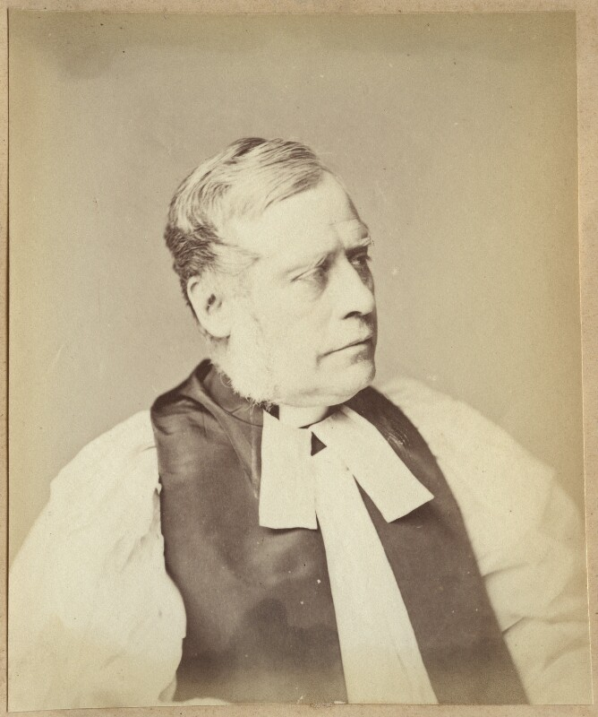 James Atlay, by John Watkins, 1870s - NPG Ax21864 - © National Portrait Gallery, London