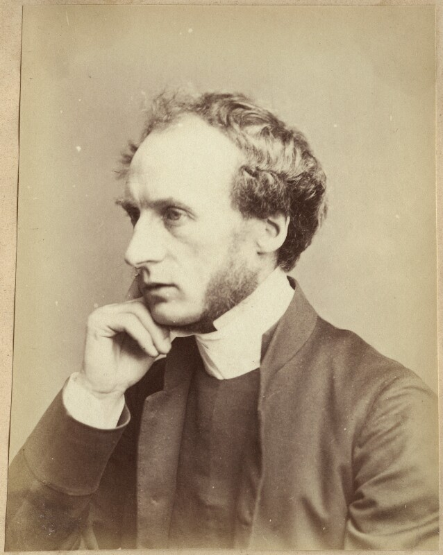 Charles John Ellicott, by Unknown photographer, 1860s - NPG Ax21878 - © National Portrait Gallery, London
