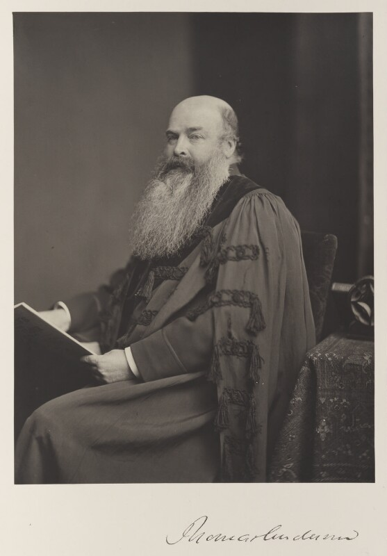 Thomas Anderson, by Thomas Annan, published 1871 - NPG Ax27859 - © National Portrait Gallery, London