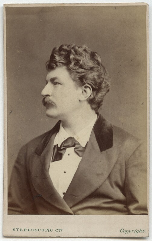 (Thomas) Henry Gartside Neville, by London Stereoscopic & Photographic Company, 1873 or before - NPG Ax28507 - © National Portrait Gallery, London