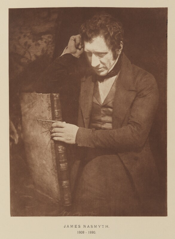 James Hall Nasmyth, after David Octavius Hill, and  Robert Adamson, 1843-1848; published 1928 - NPG Ax29532 - © National Portrait Gallery, London