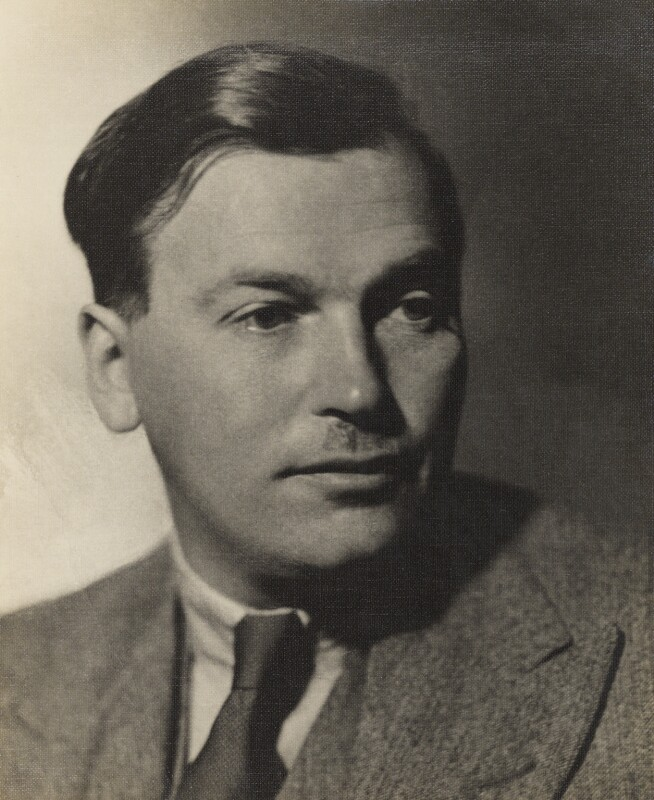 (Edward Godfree) Richard Aldington, by Howard Coster, 1931 - NPG Ax3431 - © National Portrait Gallery, London