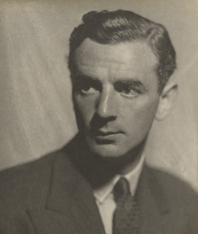 R.W. Thompson, by Howard Coster, 1930 - NPG Ax3464 - © National Portrait Gallery, London