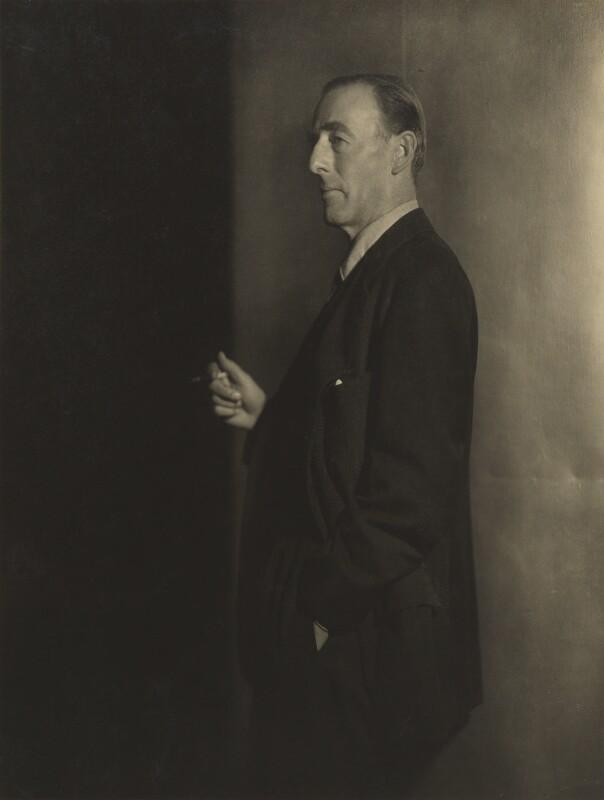John Edward Bernard Seely, 1st Baron Mottistone, by Howard Coster, 1934 - NPG Ax3496 - © National Portrait Gallery, London